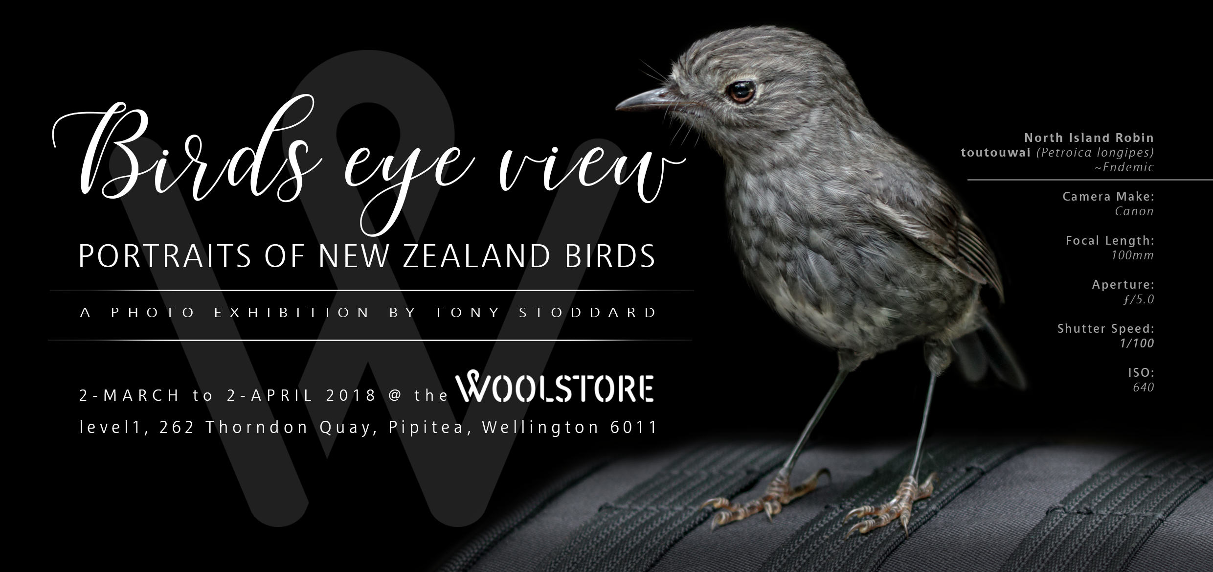 Birds eye view – photo exhibition